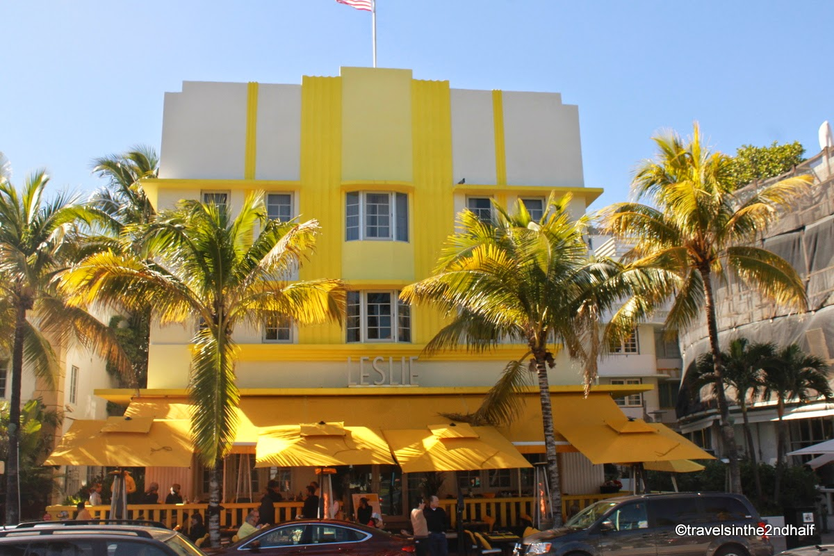 travels in the 2nd half south beach miami art deco heaven