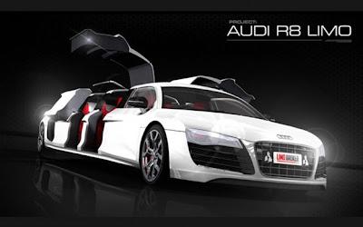 Audi R8 Limo