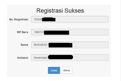 Cara Registrasi Pendataan Ulang PNS (PUPNS)