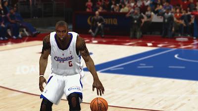 NBA 2K13 Caron Butler Cyberface NBA2K Mods