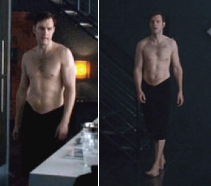 David morrissey naked video