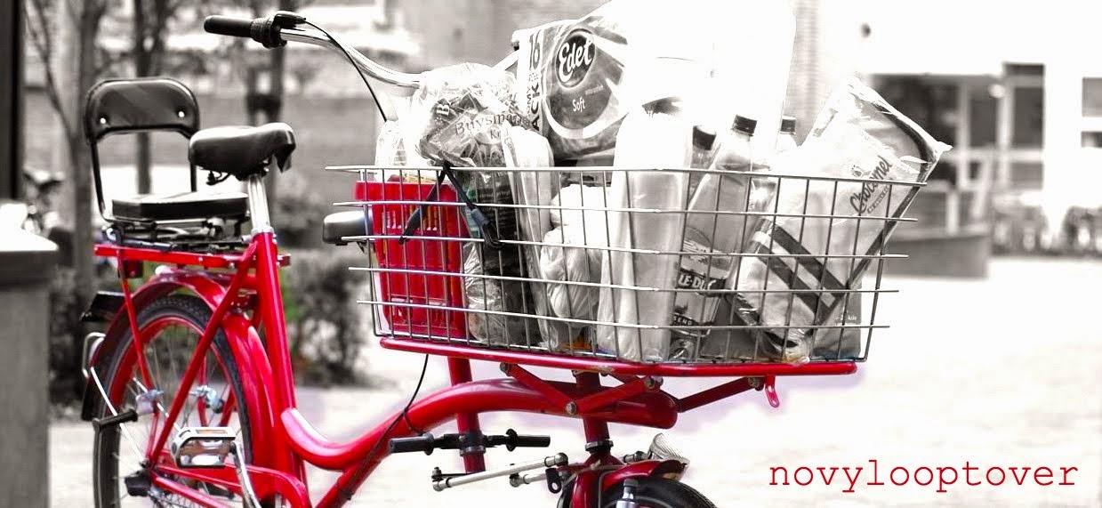 Novy loopt over
