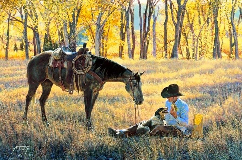 de vaqueros