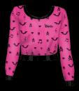 Stardoll Free Chica Vampiro Jumper Sweater