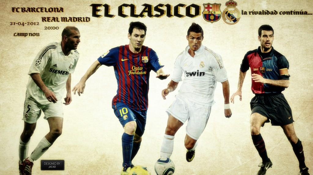Cristiano Ronaldo   Real Madrid   Vs Lionel Messi   Barcelona