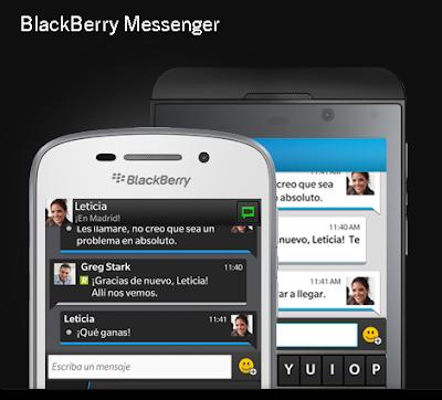 Dentro de poco podremos usar BlackBerry Messenger en nuestro Android.