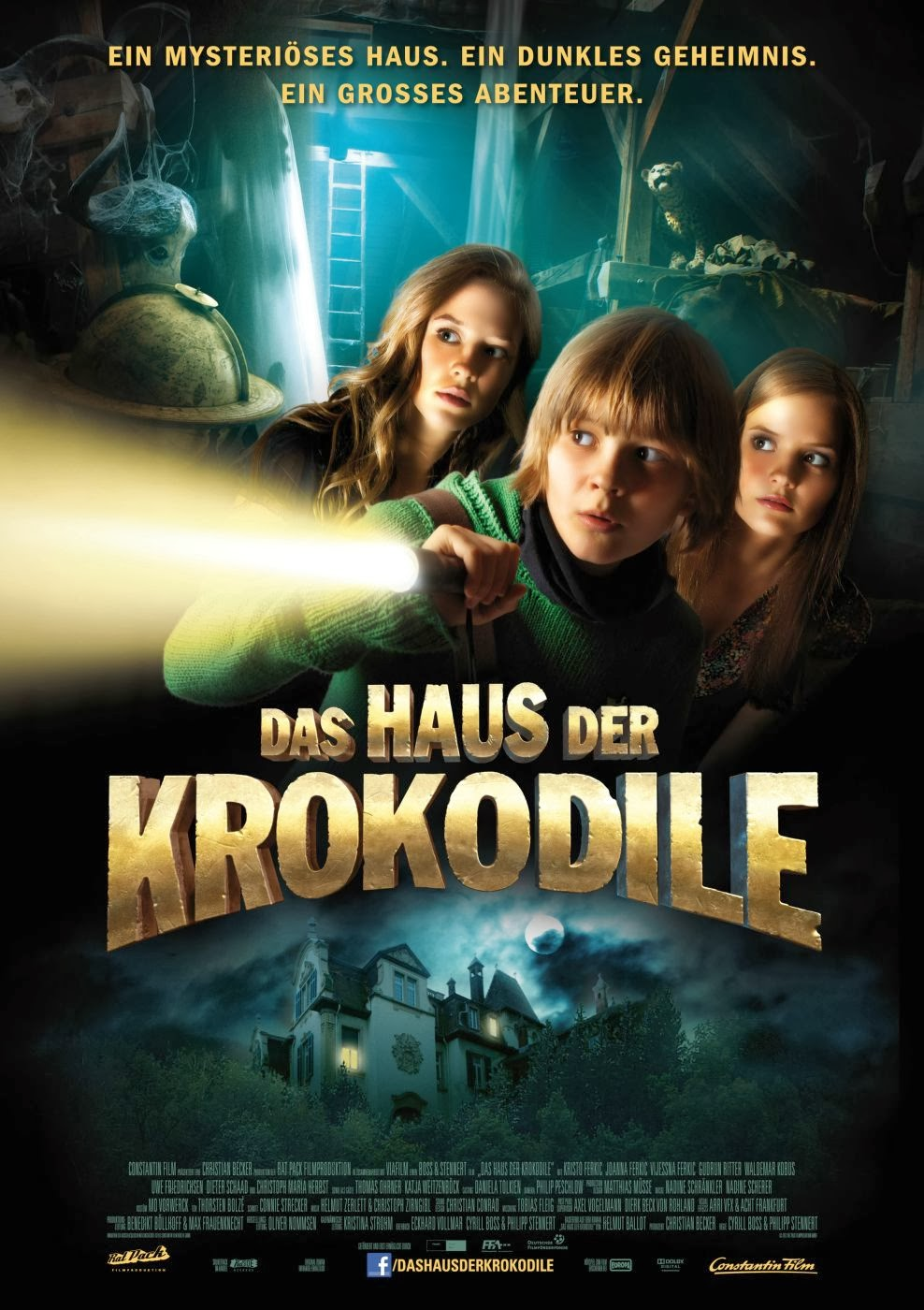 Das Haus der Krokodile (2012)