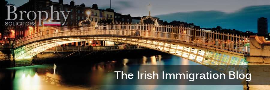 The Irish Immigration Blog
