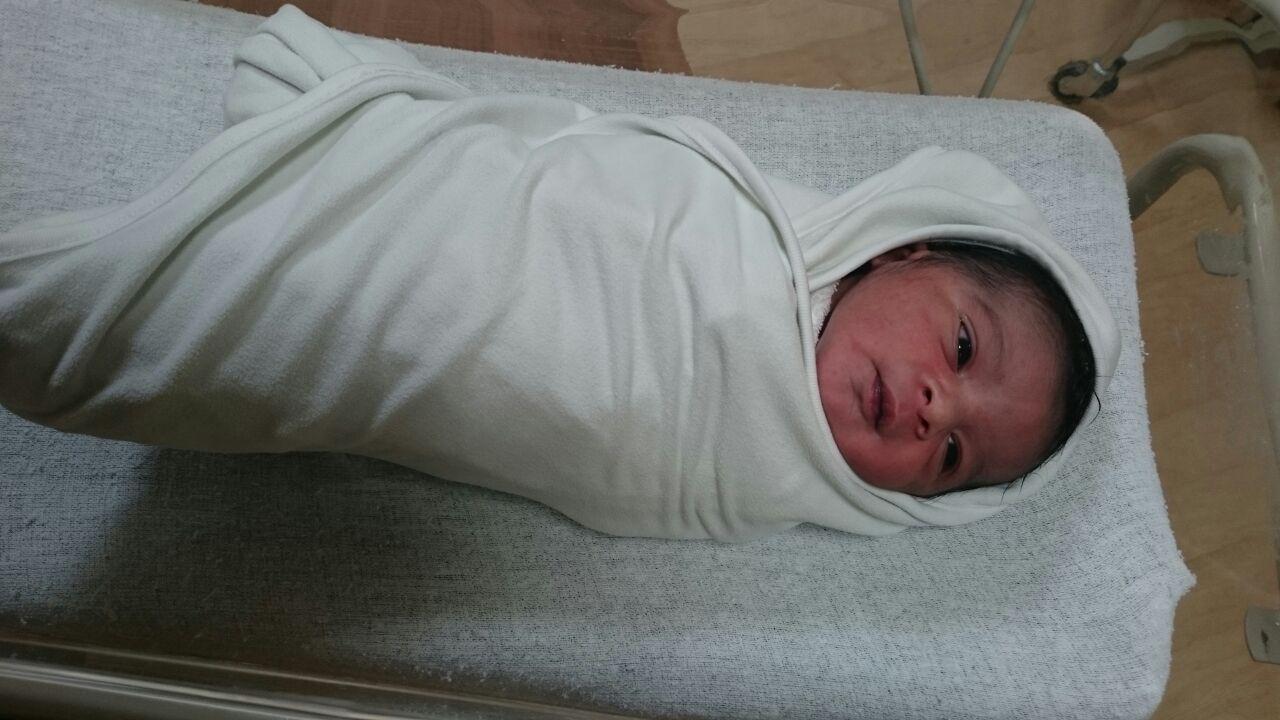 2nd baby, Alfy Adyan