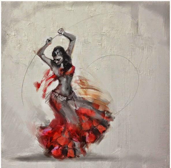 pinturas-de-bailarinas-al-oleo