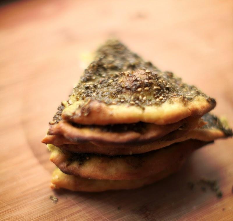 hummus z kiszoną cytryną