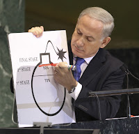Netanyahu at UN