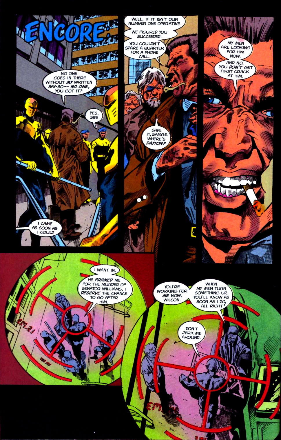 Deathstroke (1991) Issue #50 #55 - English 33