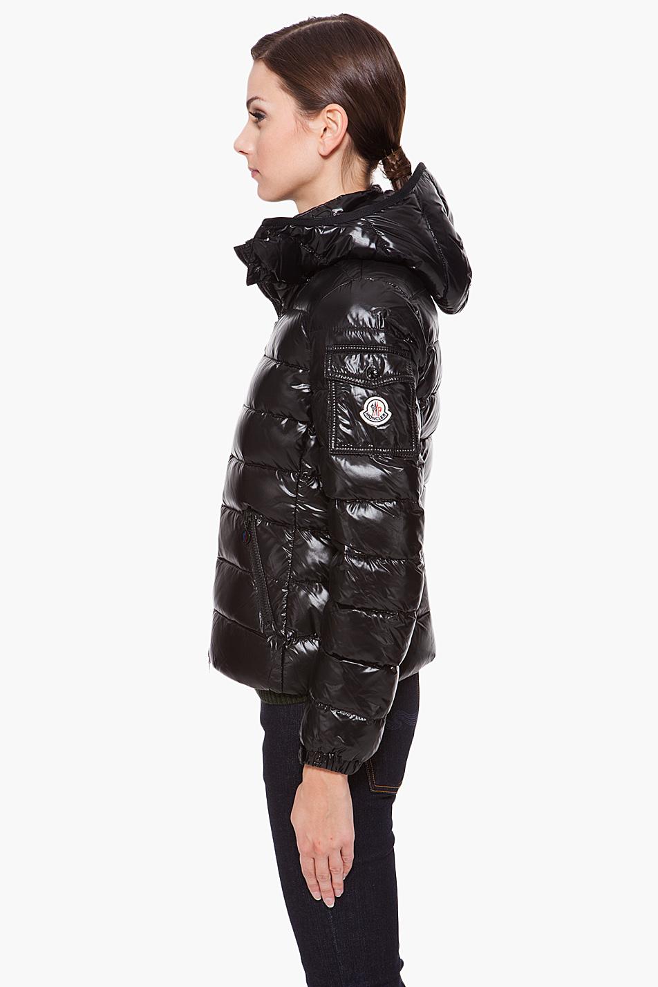 downjacket fashion black moncler bady. Black Bedroom Furniture Sets. Home Design Ideas