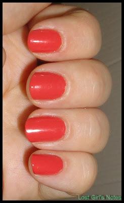 mango bango essie nail polish review