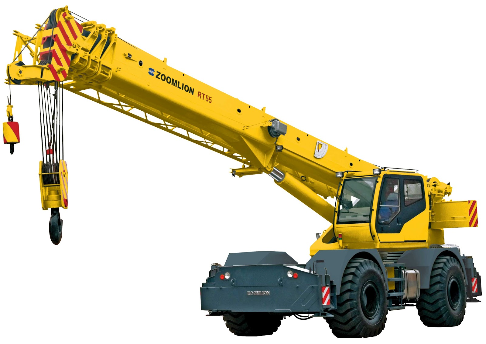 Types Of Mobile Cranes : Do you know which type of crane is suitable for