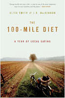 Book cover for The 100 Mile Diet