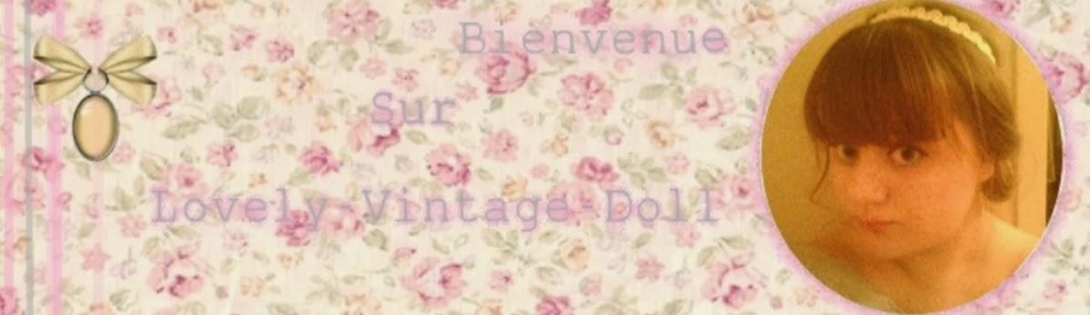 Lovely-vintage-doll ~ ❤