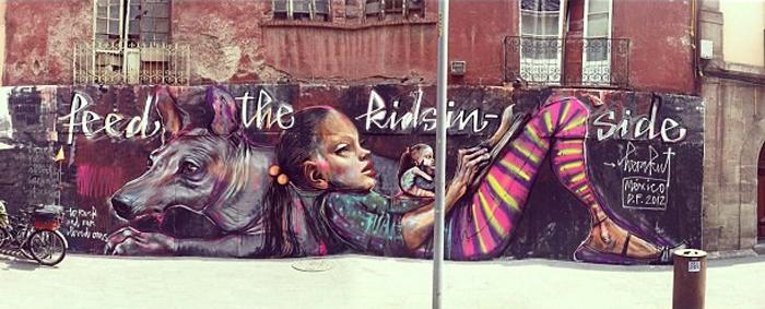 Herakut | Street Murals