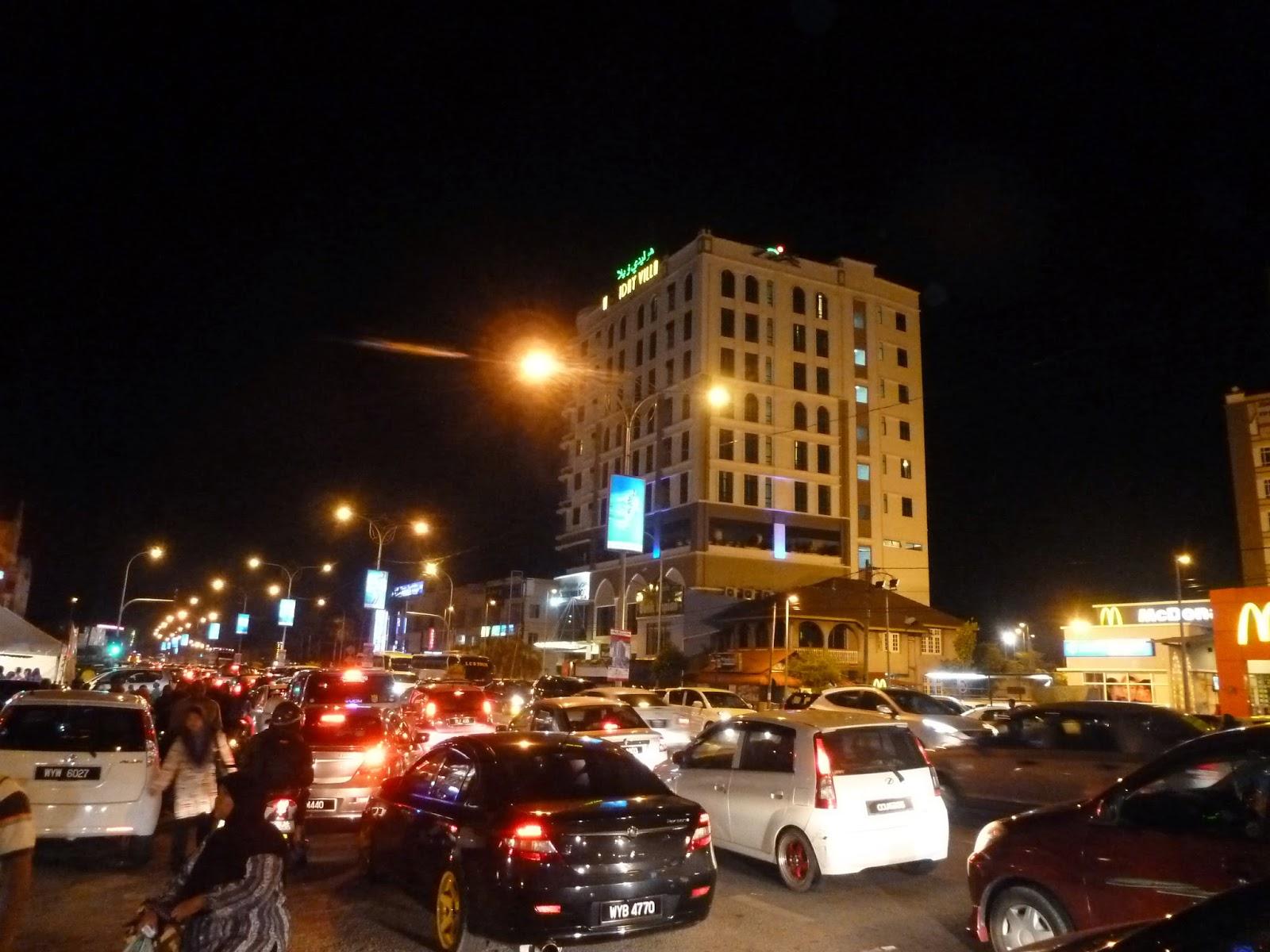 Wakaf Che Yeh Night Market Visit Wakaf Che Yeh Market