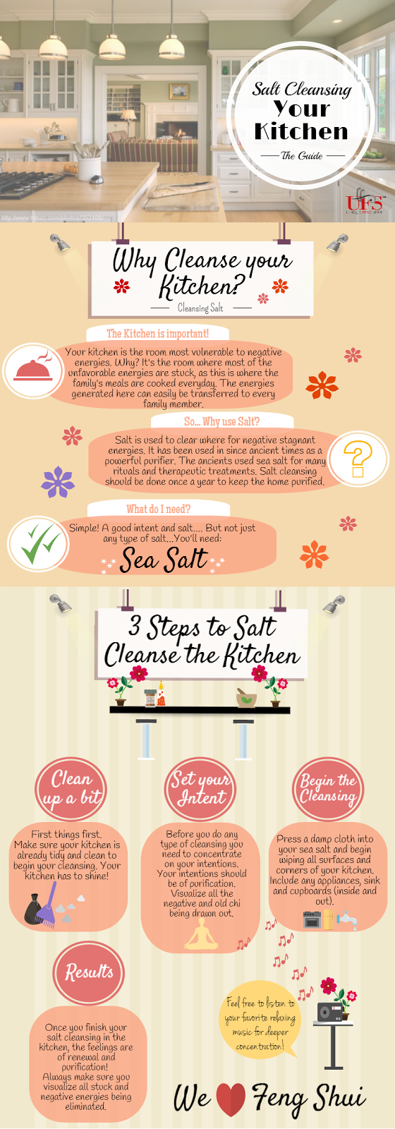 How to salt cleanse