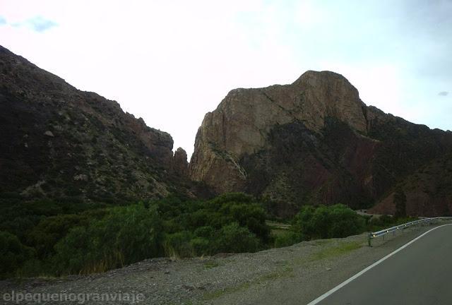 Tupiza, Bolivia, Uyuni
