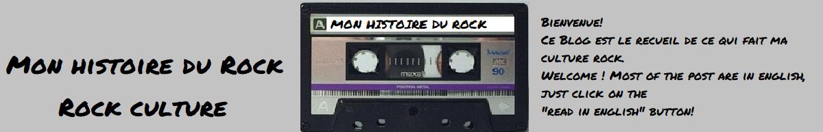 Mon histoire du Rock - Rock culture