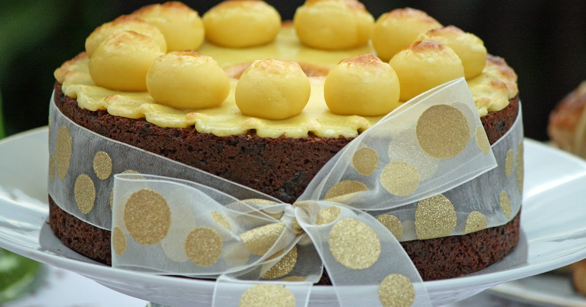 Mary Berry Simnel Cake Easter Bake Off