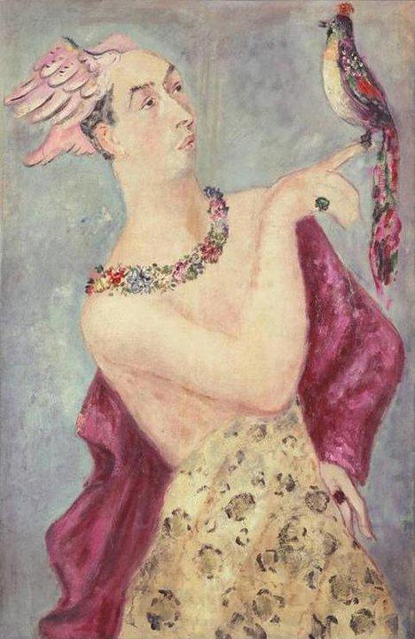 Leonor Fini | 1907-1996 | Argentine Surrealist painter