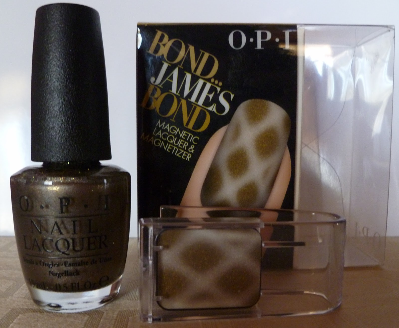 Chic Beauty: OPI Skyfall Collection - Magnetic Laquers - swatches ...