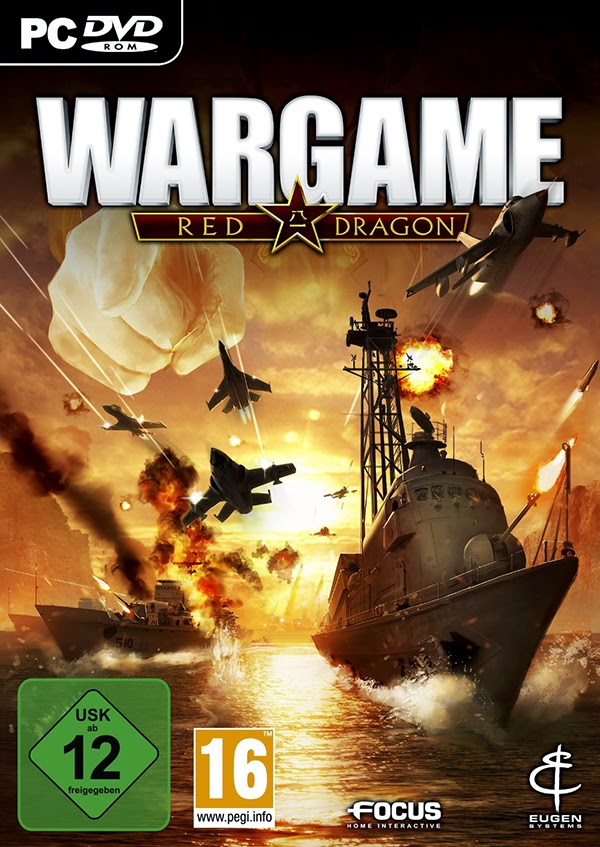 Wargame Red Dragon - Full ISO