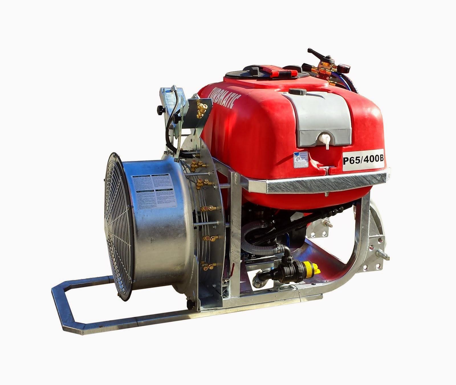 Pršilnik SAE Turbomatic