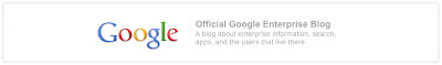 Official Google Enterprise Blog