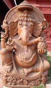 Ganesh - o deus que abre os caminhos