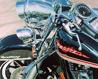 Park West Gallery, Park West Galleries, cruise art auctions, Scott Jacobs, Harley Davidson,