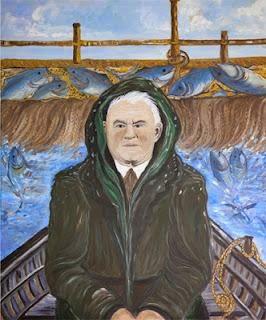Nonno Laureato Figliomeni: ultimo Rais della Tonnara dell'isola di Formica