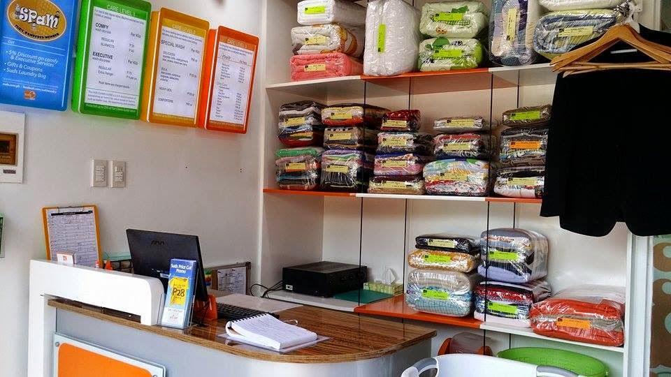 Laundry Shop Business