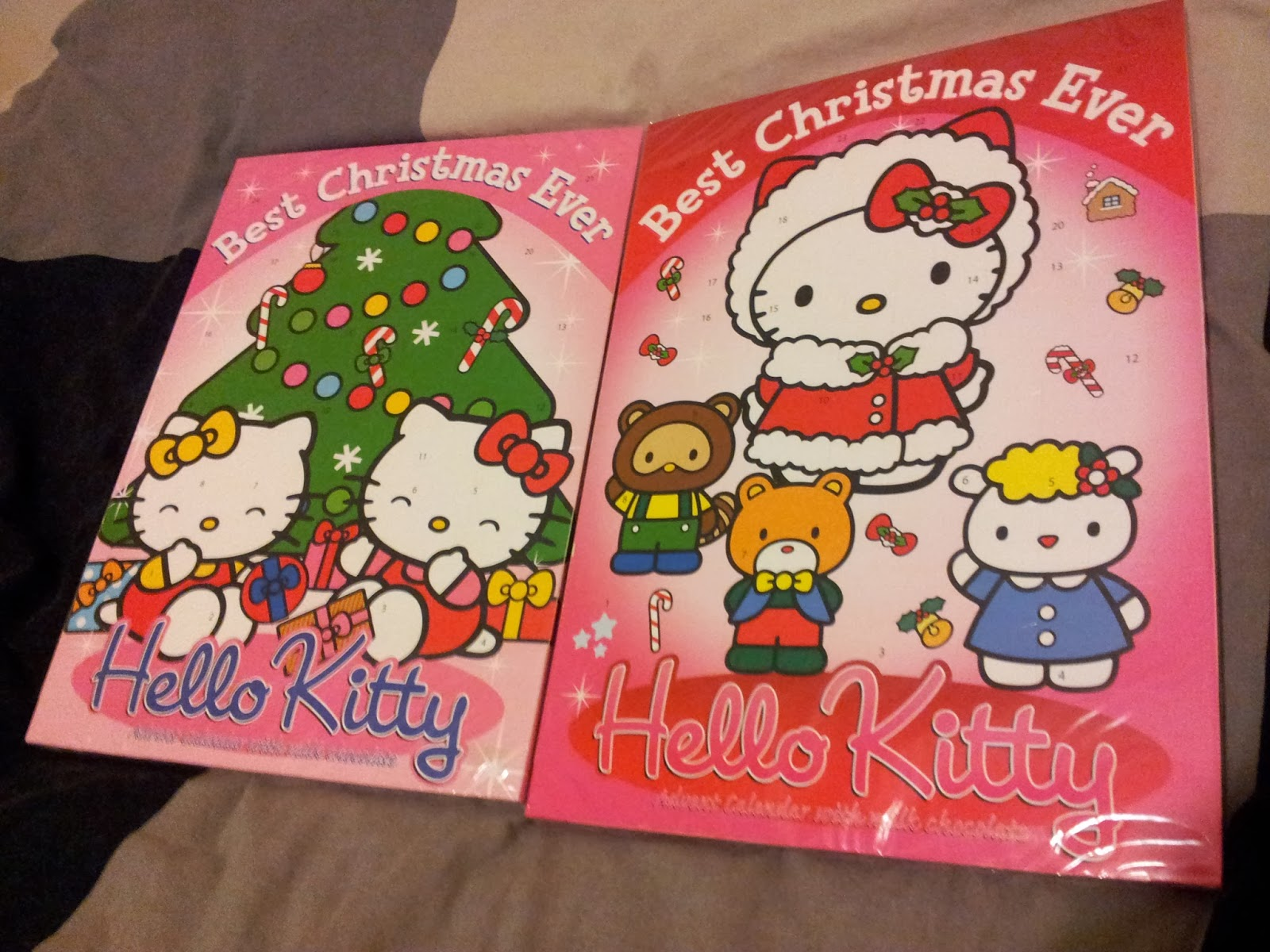 hello kitty chokladkalender