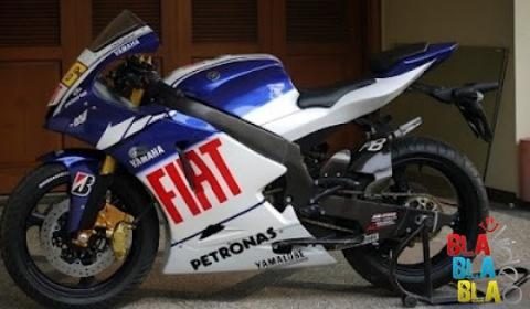 Modif Yamaha New Vixion 2014