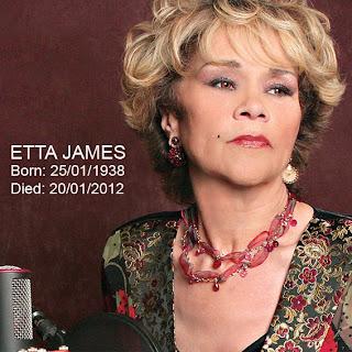 ETTA JAMES *** IN MEMORY ***