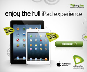 enjoy the full i-pad experience