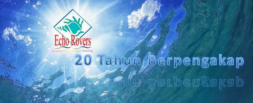 PG Scout Echo Rovers Crew & Terbuka 35