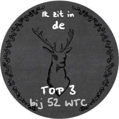 Ik stond in de top 3!