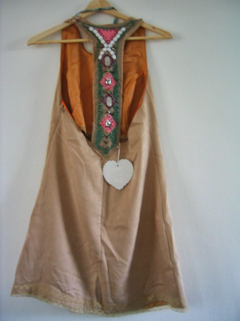 Missk vide dressing robe indienne lm lulu for Robe lm lulu