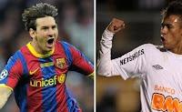 Jadwal prediksi Barca Vs Santos Final Piala Dunia Antar Klub 2011