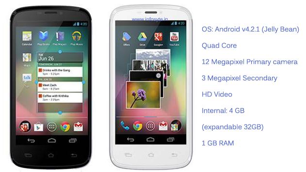 Celkon A119Q Smart Phone