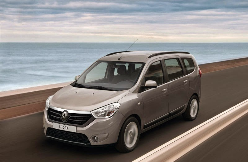 2015 Renault Lodgy