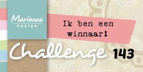 2e prijs Marianne Design Challenge 143