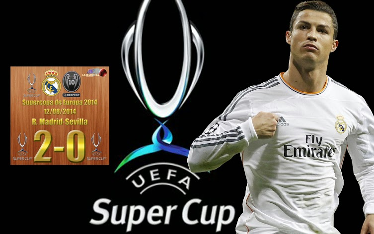 Cristiano Ronaldo (Doblete de CR7) - Real Madrid 2 - 0 Sevilla
