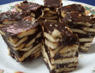 Resepi Kek Batik Sedap dan Simple